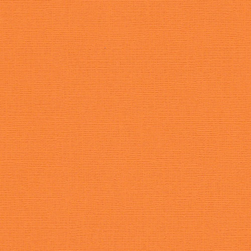 Sandable Textured Cardstock Orange, 12
