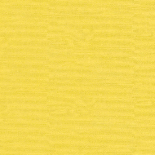 Sandable Textured Cardstock Yellow lemon , 12