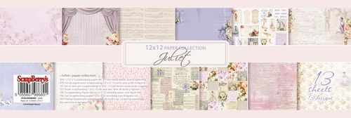 Paper Collection Set Juliet (12*12–190GSM)
