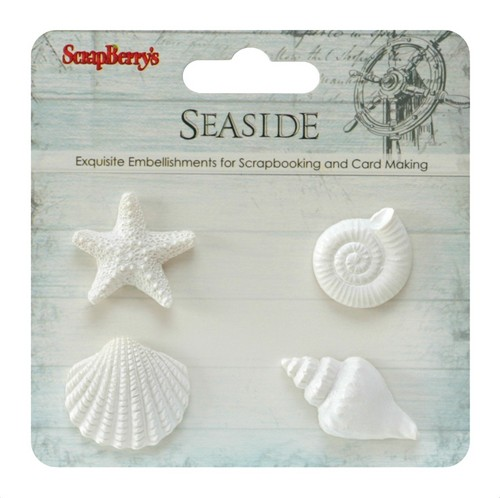 Set of polymer items Seaside 3