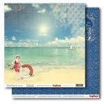Double-Sided Paper (12*12 – 190gsm) Holiday Romance - Touching Story , 10 Sheet Pack