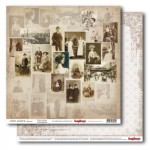 Double-sided Paper Set Photo Archive - Photo Archive (12*12–190GSM), 10 Sheet Pack