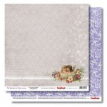 Double-sided paper 12x12 The Romance of Xmas Our Favourite Holiday 190gsm (10 sheets per pack)