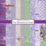 The Romance of Xmas-Paper Set 6x6 190gsm (24 sheets per pack)