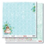 Double-sided Paper Set Mother's Treasure - Just Like Mother (12*12–190GSM), 10 Sheet Pack