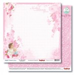 Double-sided Paper Set Mother's Treasure -A Perfect Embrace (12*12–190GSM), 10 Sheet Pack