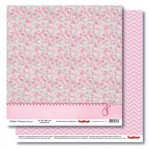 Double-sided Paper Set Mother's Treasure - For The Little Ones (12*12–190GSM), 10 Sheet Pack