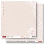 Double-sided Paper Set My Little Star - Pretty In Pink (12*12–190GSM), 10 Sheet Pack