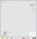 Double-sided Paper Set Sweet Dreams - Twinkle Twinkle (12*12–190GSM), 10 Sheet Pack