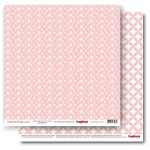 Double-sided Paper Set Elegantly Simple (Classic Wallpaper) Rose Quartz (12*12–190GSM), 10 Sheet Pack