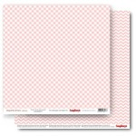 Double-sided Paper Set Elegantly Simple (Perfect Picnic) Rose Quartz (12*12–190GSM), 10 Sheet Pack