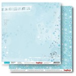 Double-sided Paper Set Young and Free - A Great Day (12*12–190GSM), 10 Sheet Pack