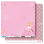 Double-sided Paper Set Young and Free - Life Is Sweet (12*12–190GSM), 10 Sheet Pack