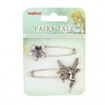 Metal charms set Fairy Tale 1