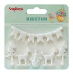 Set of polymer items Kids' fun 2