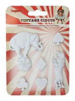 Set polymer items Vintage Circus Performance JH-13B5954