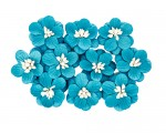 Cherry Blossom (10 piece set) Sky Blue