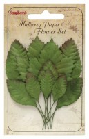 Set the leaves of the mulberry paper, Mixed