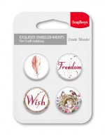 Set of embellishments № 3 Freedom
