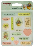 Epoxy Stickers Kids' Fun (ENG)
