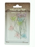 Head pins, 10 pcs