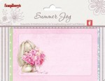 Set of cards 12 pcs Summer Joy 3x4