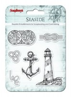 Set of stamps 10,5*10,5cm Seaside. Lighthouse SCB4901006
