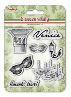 Set of stamps 10,5*10,5cm Discover Italy. Venice SCB4904015b