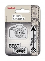 Set of clear stamps (7*7cm) Photo Archive – Best Picture